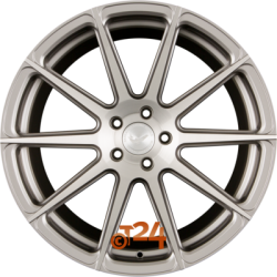 BARRACUDA PROJECT 2.0 Silver Brushed Surface RHPRO290035R/SBS