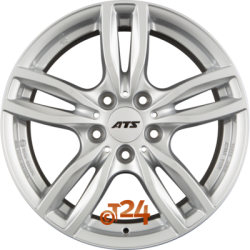 ATS EVOLUTION Polar-Silber EVO75754W61-0