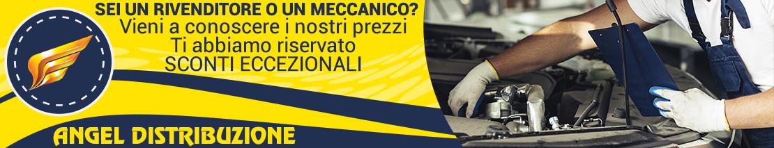 Scopri le offerte riservate ai professionisti dell'auto!